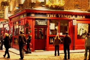 "Picture courtesy of ""The Temple Bar"""